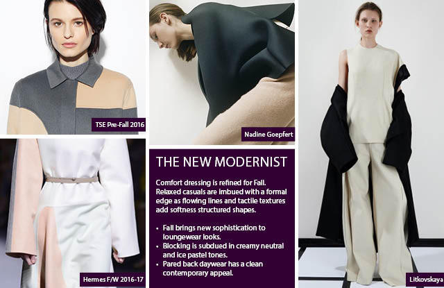 Womenswear Macro Trend Themes F/W 2017-18